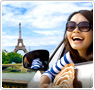 Car rental deals in France, Paris, Lyon, Nice, Marseille