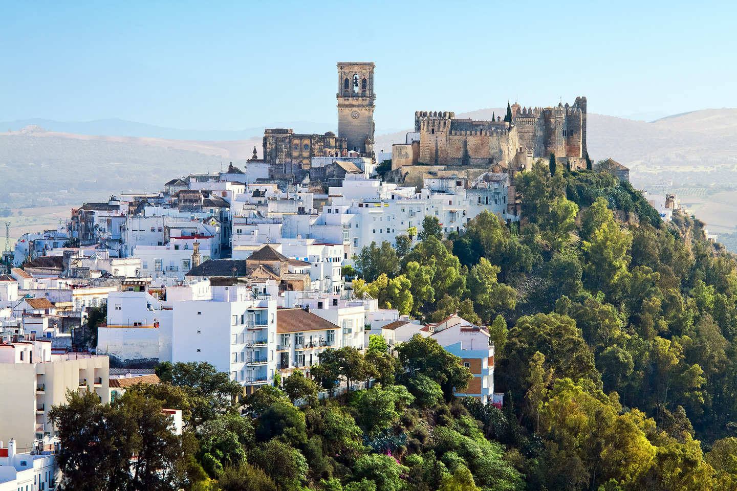 Discover The Spectacular White Towns Of Andalusia