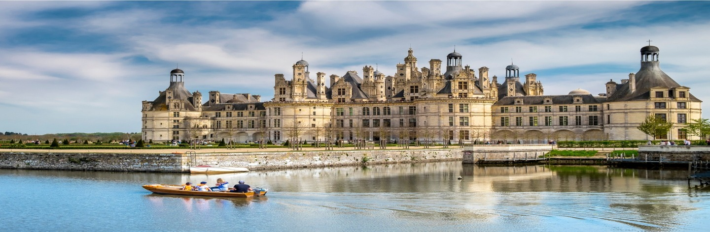 France's Most Stunning Chateaux Shutterstock 1421455484