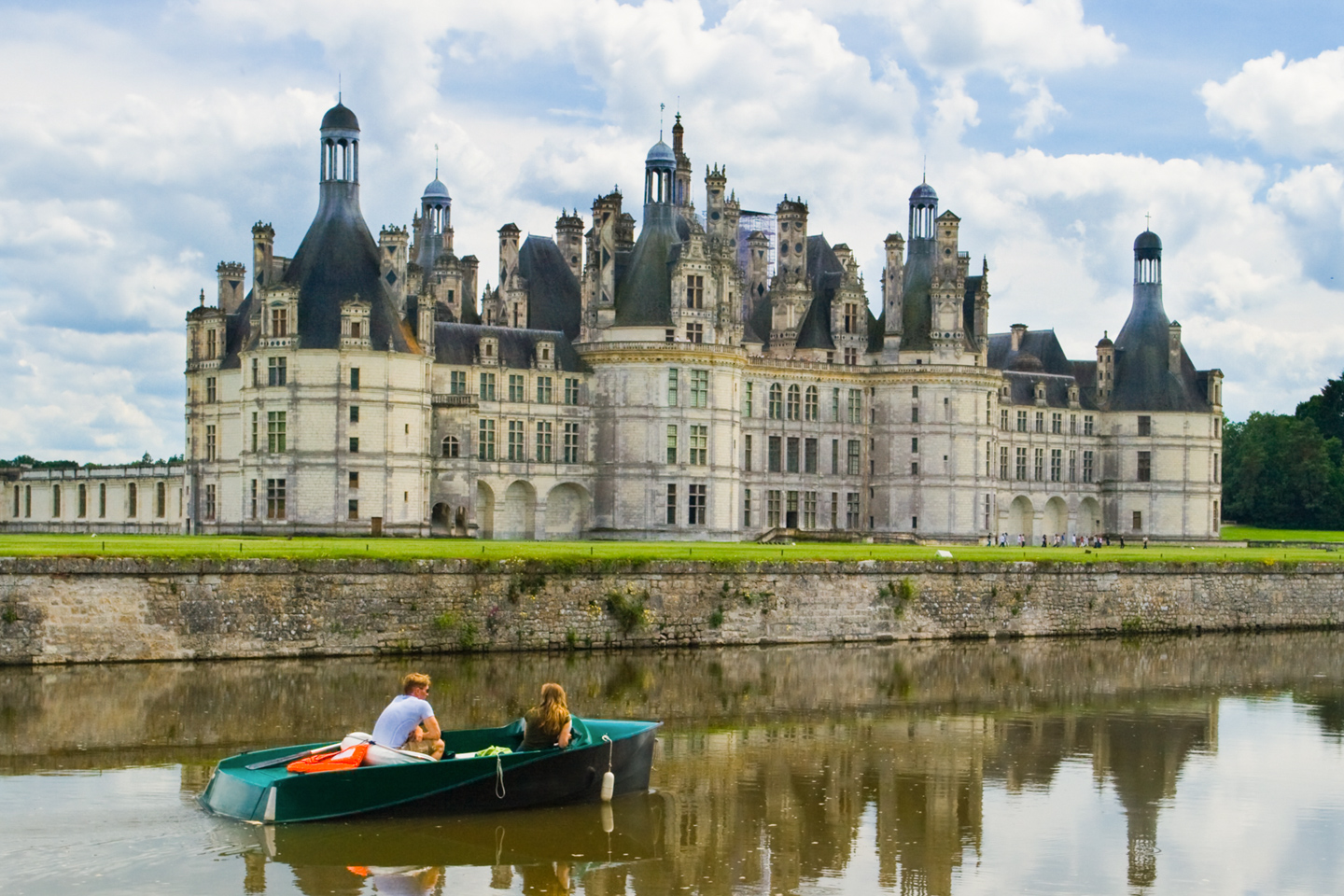 An Idyllic Stay In The Loire Valley Dreamstime Xl 55011287
