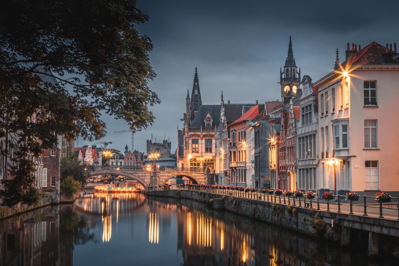 Belgium's Most Romantic Cities Ghent Azamat Esmurziyev 2Yobmqt4Vma Unsplash