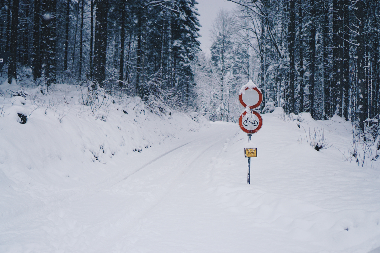 Driving In Germany During The Winter Months Suganth 2Vg3Idf8Whm Unsplash