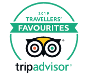TripAdvisor Travelers' Favourites  2019 (for Germany, France and Spain)
