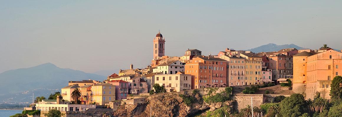 Car Rental In Corsica Bastia